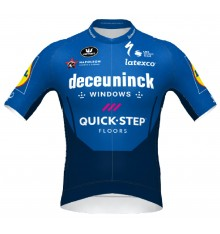 DECEUNINCK QUICK STEP FLOORS Race PRR short sleeve jersey 2021