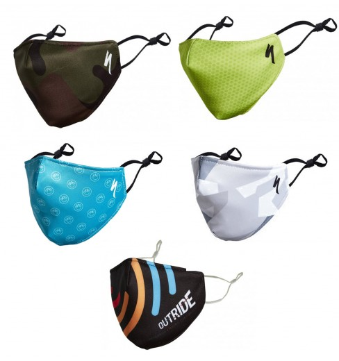 SPECIALIZED adult reusable face mask 2021