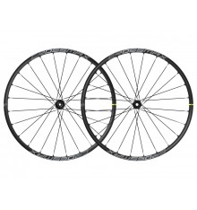 "MAVIC Crossmax XL S 29"" trail wheelset"