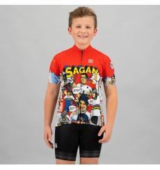 SPORTFUL maillot vélo enfant Super Peter 2021