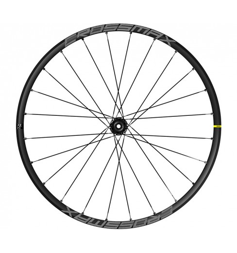"MAVIC Crossmax XL 27.5"" trail front wheel"