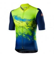 CASTELLI maillot vélo manches courtes POLVERE 2021