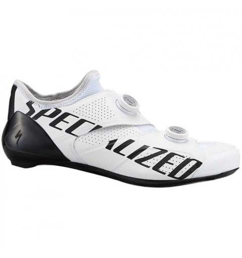 SPECIALIZED S-Works ARES Team White road cycling shoes 2021