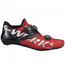 SPECIALIZED S-Works ARES red road cycling shoes 2021
