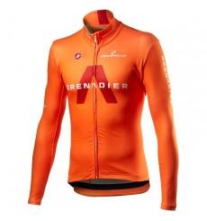 GRENADIER long sleeve thermal Orange jersey - 2021