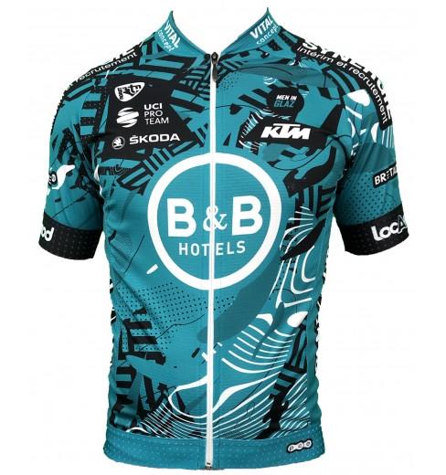 B&B HOTELS P/B KTM RACE summer cycling jersey 2021