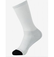 SPECIALIZED Hydrogen Vent Tall summer cycling socks - dove grey