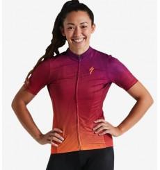 Maillot vélo manches courtes femme SPECIALIZED RBX COMP 2021