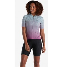 SPECIALIZED  maillot vélo manches courtes femme SL BICYCLEDELICS 2021