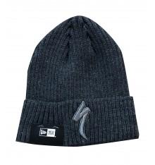 SPECIALIZED bonnet hiver New Era Cuff S-Logo gris 2021