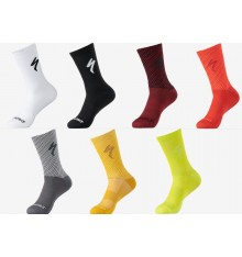 SPECIALIZED Soft Air Tall summer cycling socks 2021