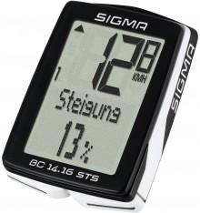 SIGMA compteur vélo sans fil BC 14.16 STS