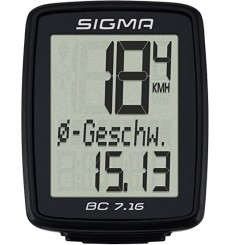 SIGMA BC 7.16 ATS WIRELESS COMPUTER