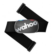 WAHOO ceinture cardio-fréquencemètre Tickr Stealth