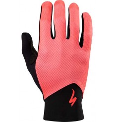 SPECIALIZED Renegade cycling gloves - Acid red
