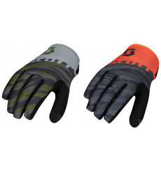 SCOTT 350 DIRT long finger men's cycling gloves 2022