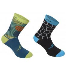 RH+ Fashion Lab 15 cm summer cycling socks 2021