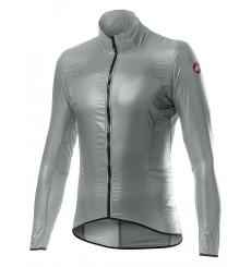 CASTELLI Aria grey cycling windproof jacket 2021