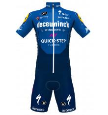 DECEUNINCK QUICK STEP Team cycling set 2021