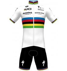 Tenue cycliste DECEUNINCK QUICK STEP Champion du Monde Team 2021