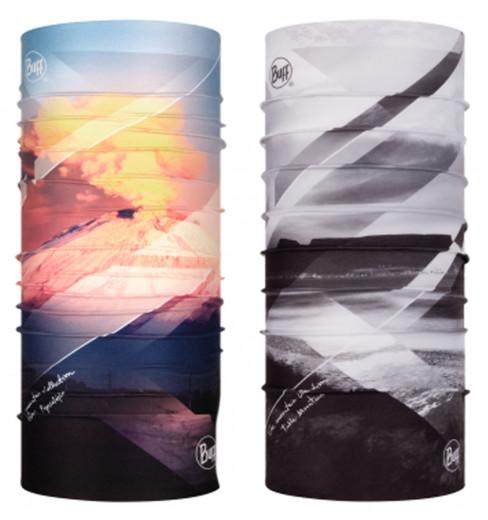 BUFF tour de cou multifonction Coolnet UV+ Mountain Collection 2021