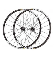 Paire de roues vélo cross-country MAVIC Crossride FTS-X - 29 pouces