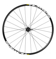 "MAVIC Crossride FTS-X cross-country front wheel - 27.5 """