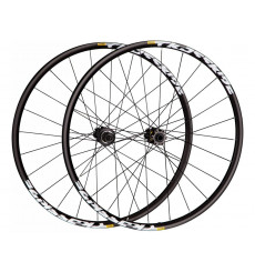 "MAVIC Crossride FTS-X cross-country wheelset - 27.5 """