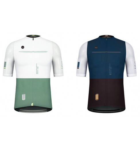 GOBIK Attitude unisex short sleeve cycling jersey 2021