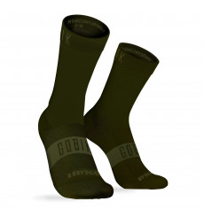 GOBIK Pure Army cycling socks 2021