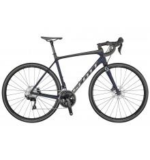 SCOTT Addict 20 DISCstellar blue road bike 2021