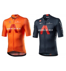 GRENADIER Competizione short sleeve jersey 2021