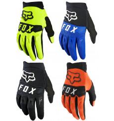 FOX RACING gants enfant vélo longs YOUTH DIRTPAW 2021