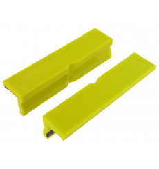 Mors de protection plastique VAR pour étau pro 100 mm