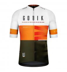 GOBIK maillot unisexe vélo manches courtes édition limitée CX PRO FACTORY TEAM 5.0