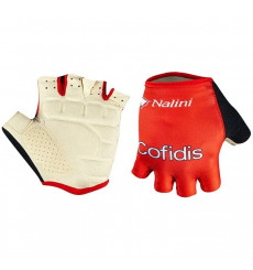 COFIDIS summer gloves 2021