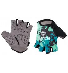 BIANCHI MILANO Anapo summer cycling gloves