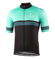 BIANCHI MILANO Prizzi short sleeve cycling jersey 2021