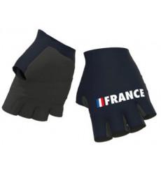 EQUIPE DE FRANCE gants velo courts