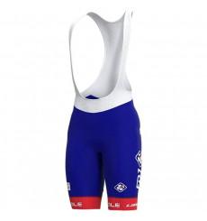 GROUPAMA FDJ Prime cycling bib shorts 2021