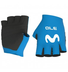 MOVISTAR Race cycling gloves 2021