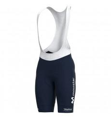 MOVISTAR PRIME bib shorts 2020
