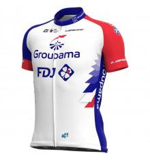 GROUPAMA FDJ maillot vélo manches courtes Replica 2021