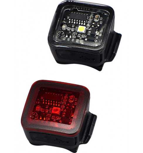 SPECIALIZED Flash Combo Front / Rear bike lighting pack