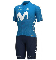 MOVISTAR men's PRR cycling set 2021