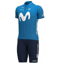 MOVISTAR men's Team PRIME cycling set 2021