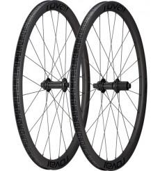 Paire de roues route Roval Rapide C 38 Boost Disc
