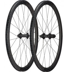 Roval Rapide C 38 Boost Disc road wheelset