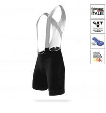 BJORKA Premium 2021 black / grey bib shorts