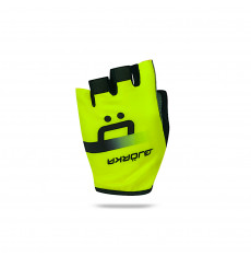 BJORKA ISOARD 2021 black / yellow summer cycling gloves